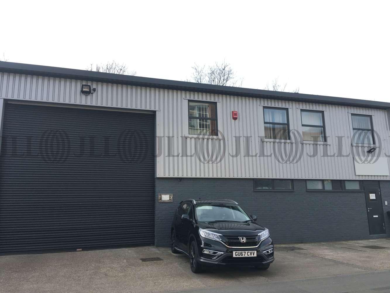 Industrial London, SE14 5RW - Units 4 & 5 Juno Way Industrial Estate - 0477