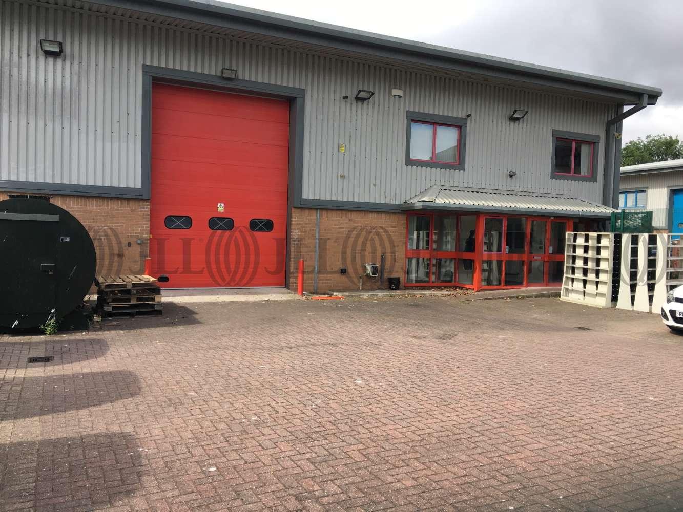 Industrial Chippenham, SN14 6RA - Unit 1 Cornbrash Park - 0830
