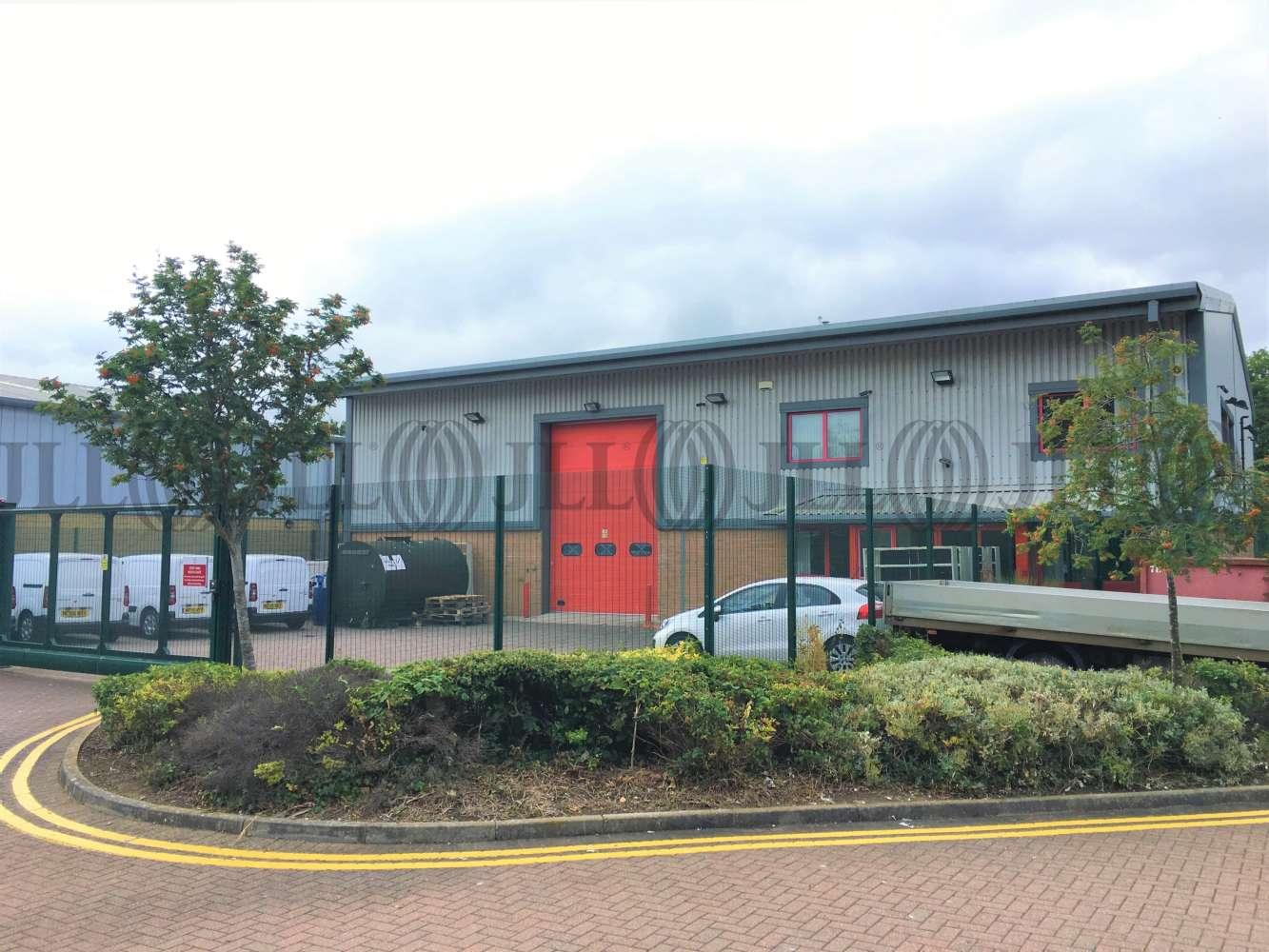 Industrial Chippenham, SN14 6RA - Unit 1 Cornbrash Park - 0835