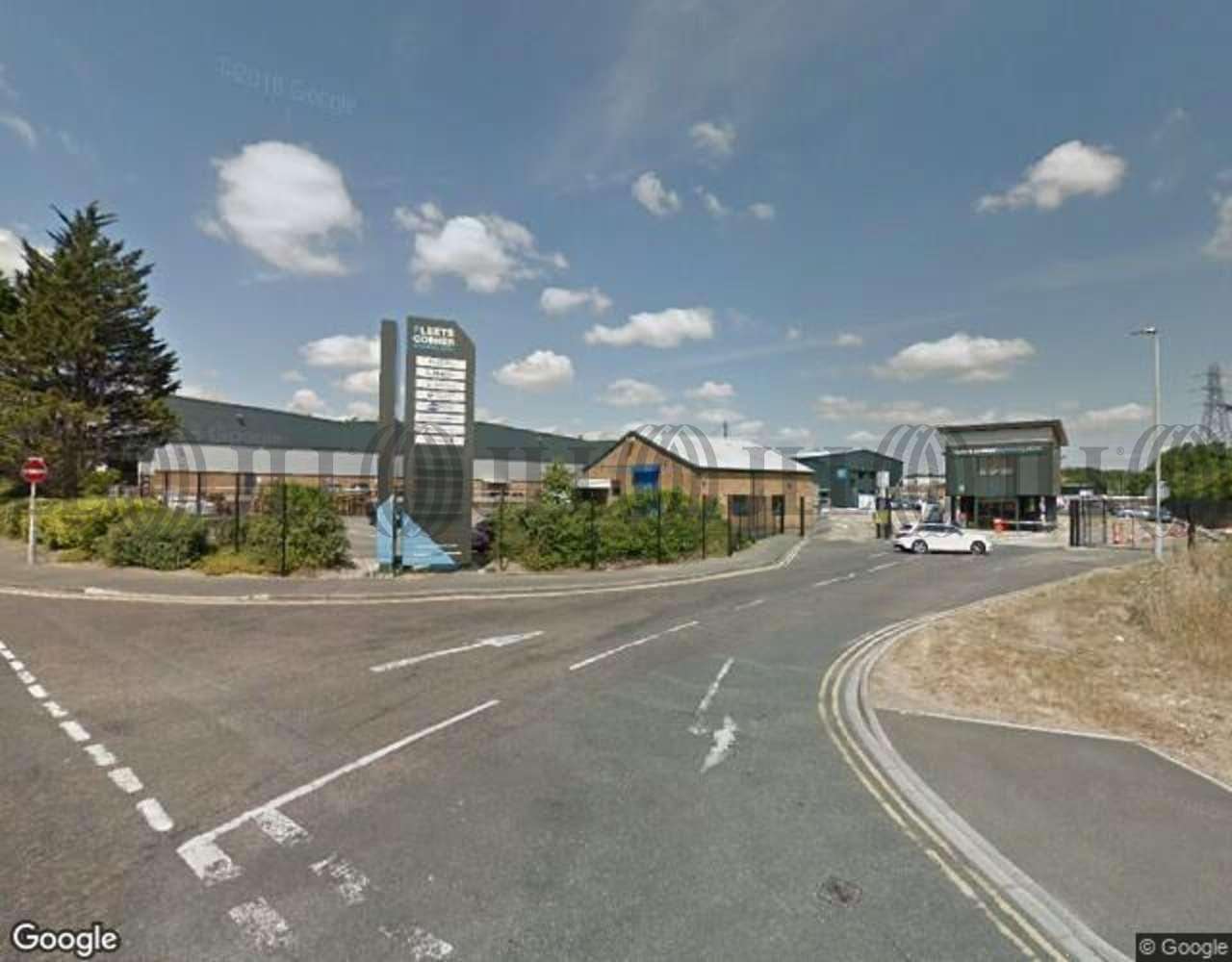 Industrial Poole, BH17 0LA - Unit 5 Fleets Corner Business Park - 85629