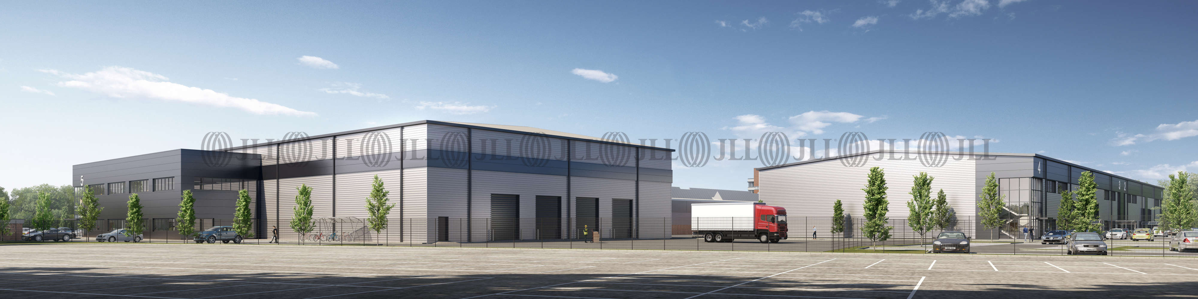 Industrial Poole, BH17 0LA - Unit 5 Fleets Corner Business Park - 181016