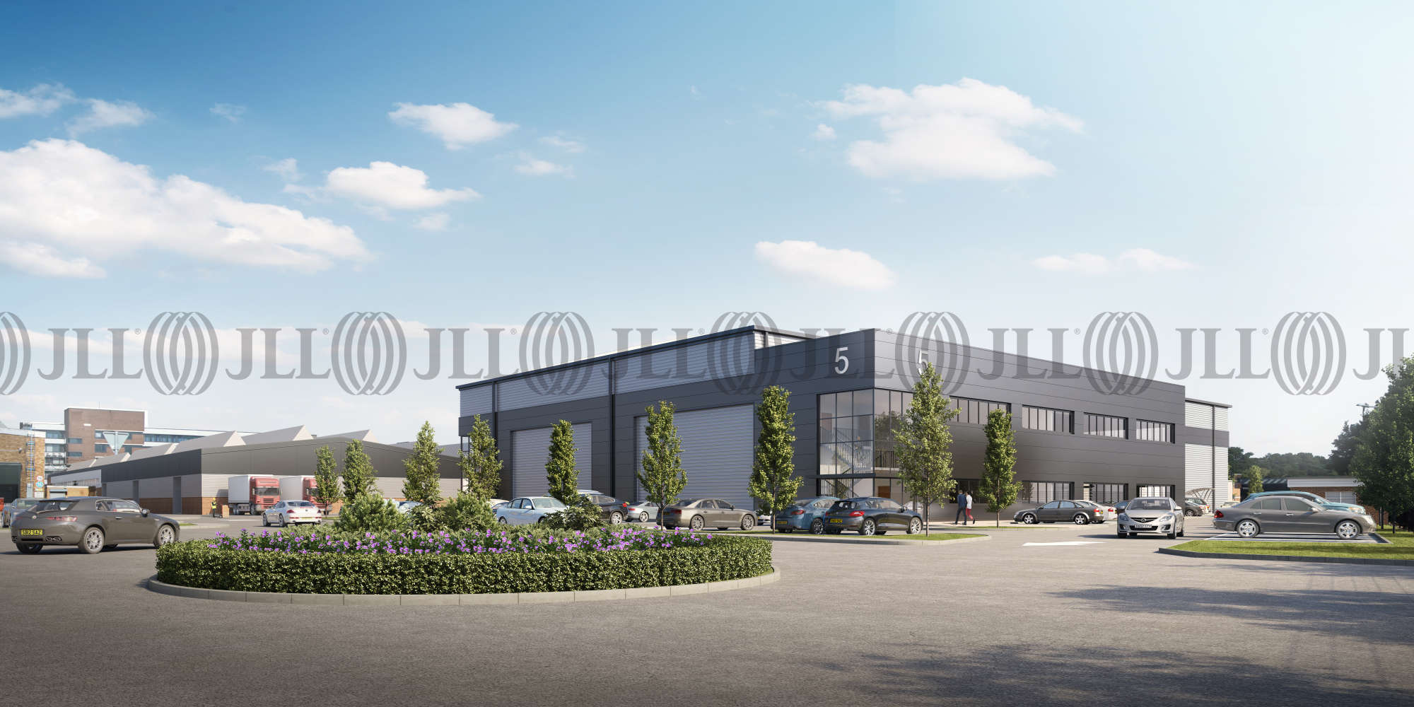 Industrial Poole, BH17 0LA - Unit 5 Fleets Corner Business Park - 02180821