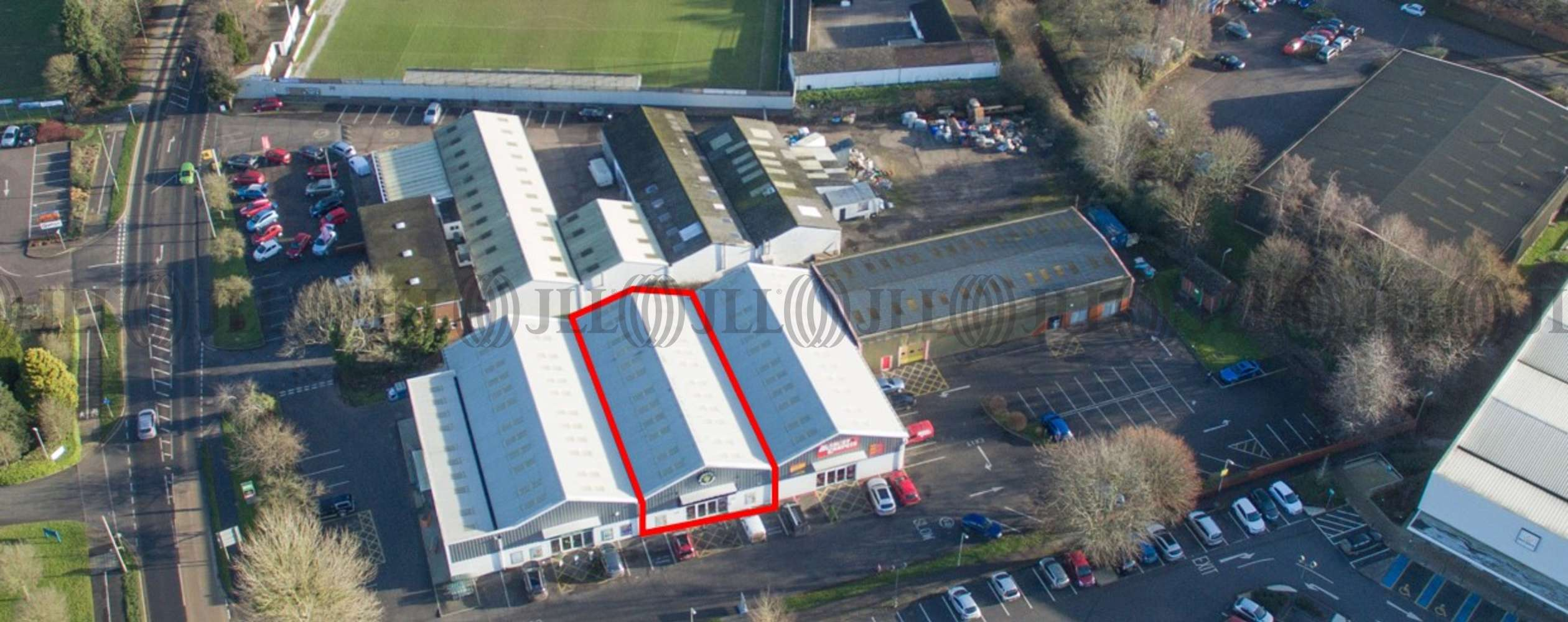 Industrial Tiverton, EX16 6RZ - Unit 2B Harris Court Retail Park - 1