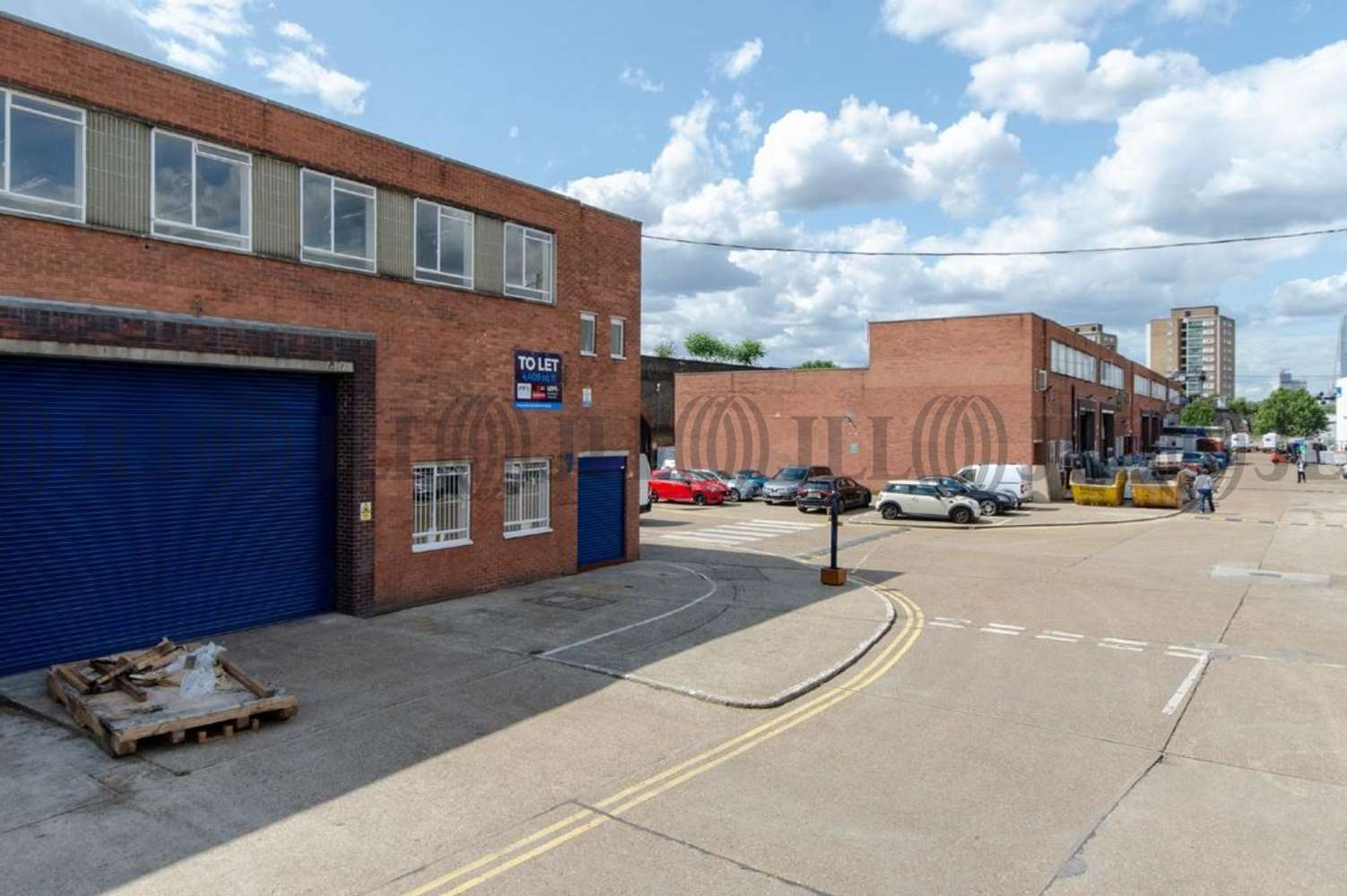 Industrial London, SE16 3LL - Unit 27 Bermondsey Trading Estate - 2