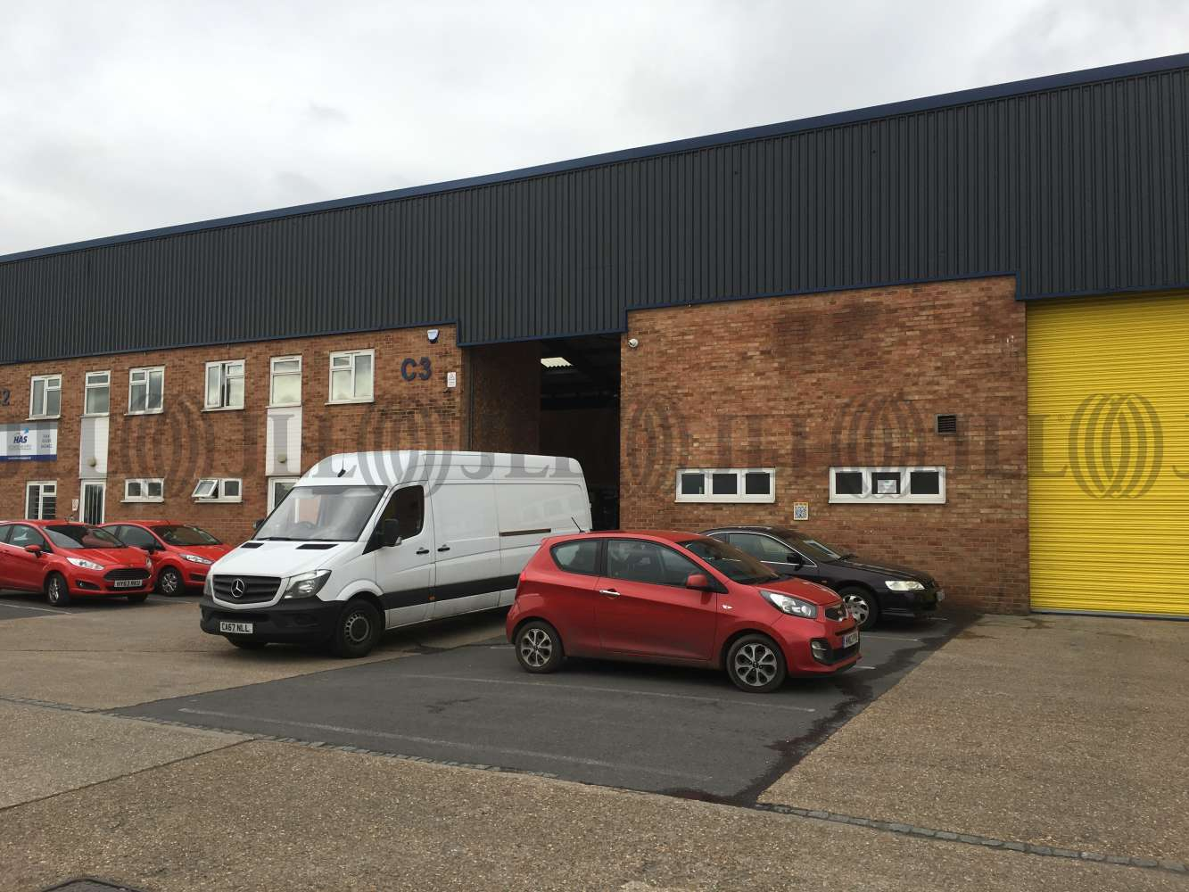 Industrial Eastleigh, SO50 6RS - Unit C3 Deacon Trading Estate - 1178