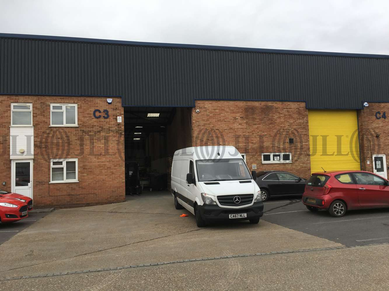 Industrial Eastleigh, SO50 6RS - Unit C3 Deacon Trading Estate - 1180