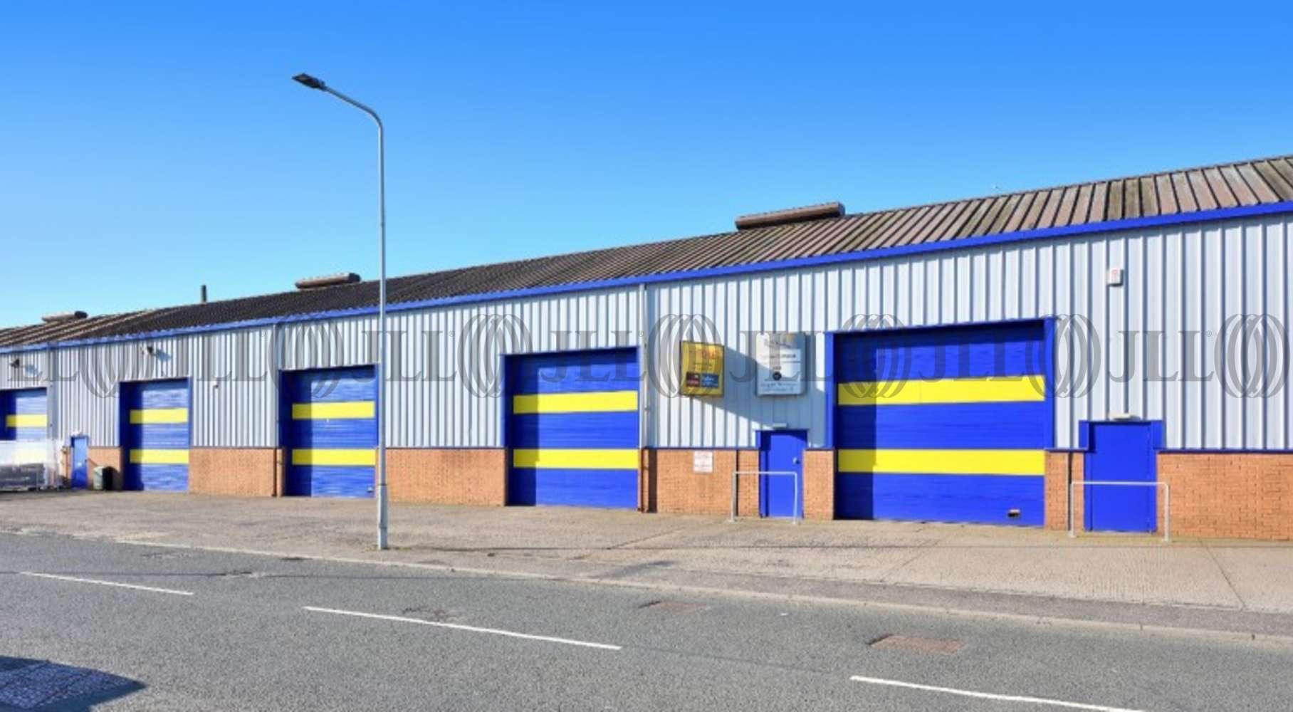 Industrial Rosyth, KY11 2XB - Unit 4B Barham Road - 2