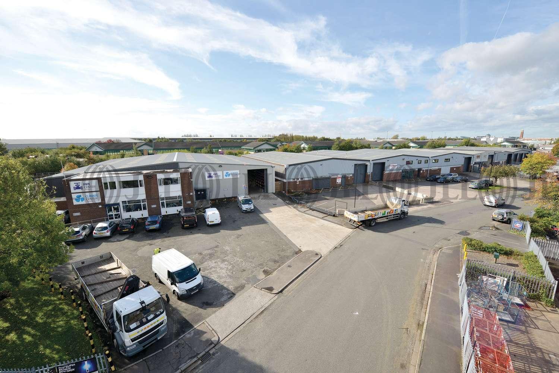 Industrial Trafford park, M17 1WA - Severnside - 47673