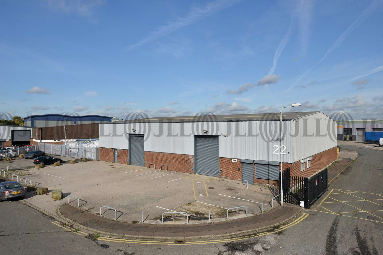 Industrial Trafford park, M17 1WA - Severnside - 47502