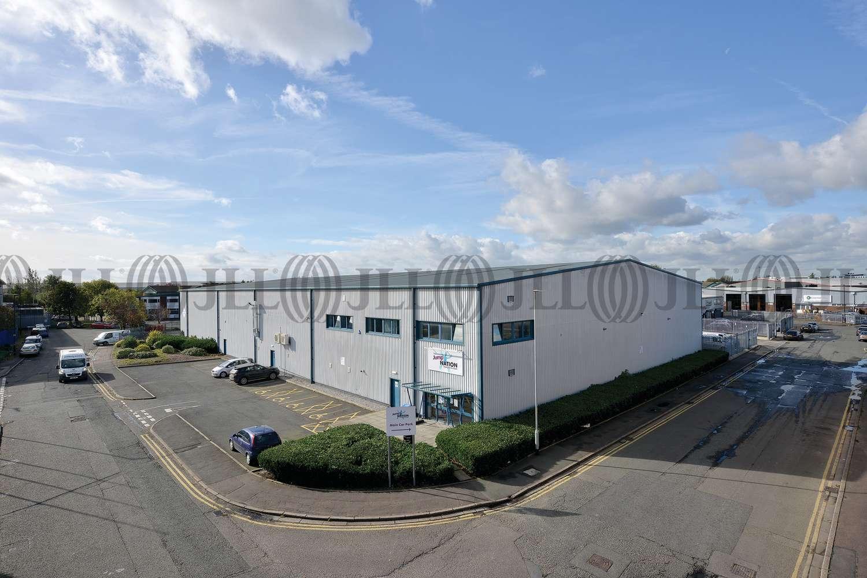 Industrial Trafford park, M17 1WA - Severnside - 47549