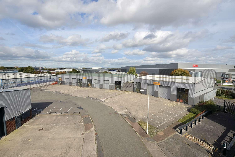 Industrial Trafford park, M17 1WA - Severnside - 47736