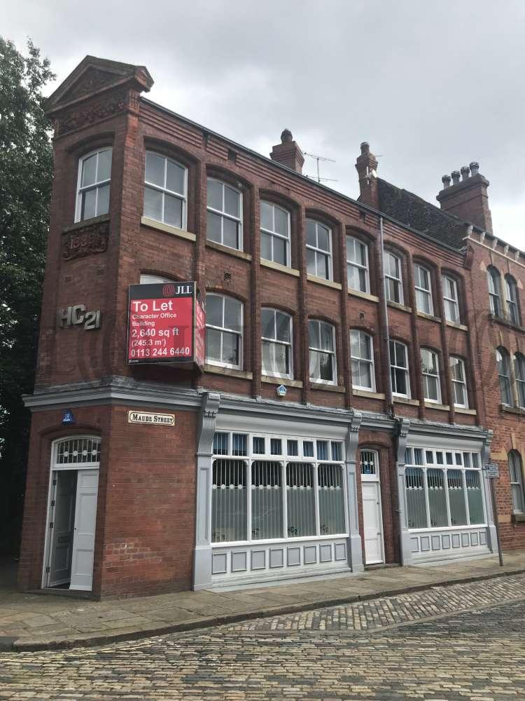 Office Leeds, LS2 7HB - The Cuneiform - 2385