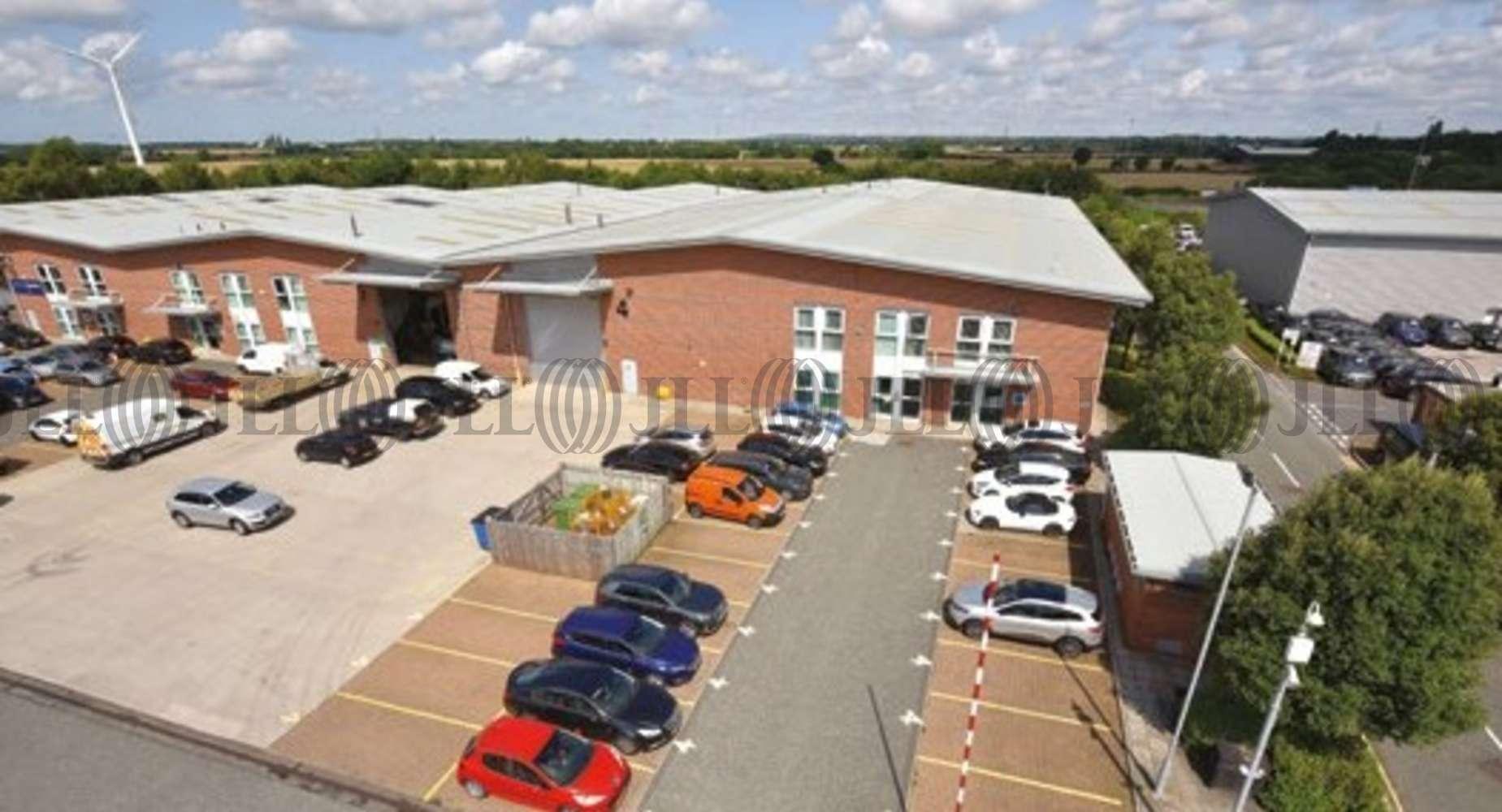 Industrial Warrington, WA5 7WX - Taurus Park - 8