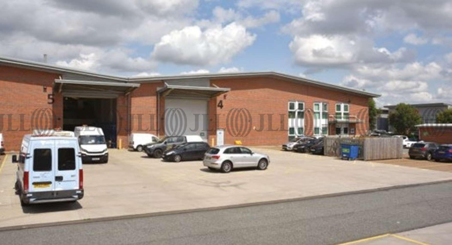 Industrial Warrington, WA5 7WX - Taurus Park - 9