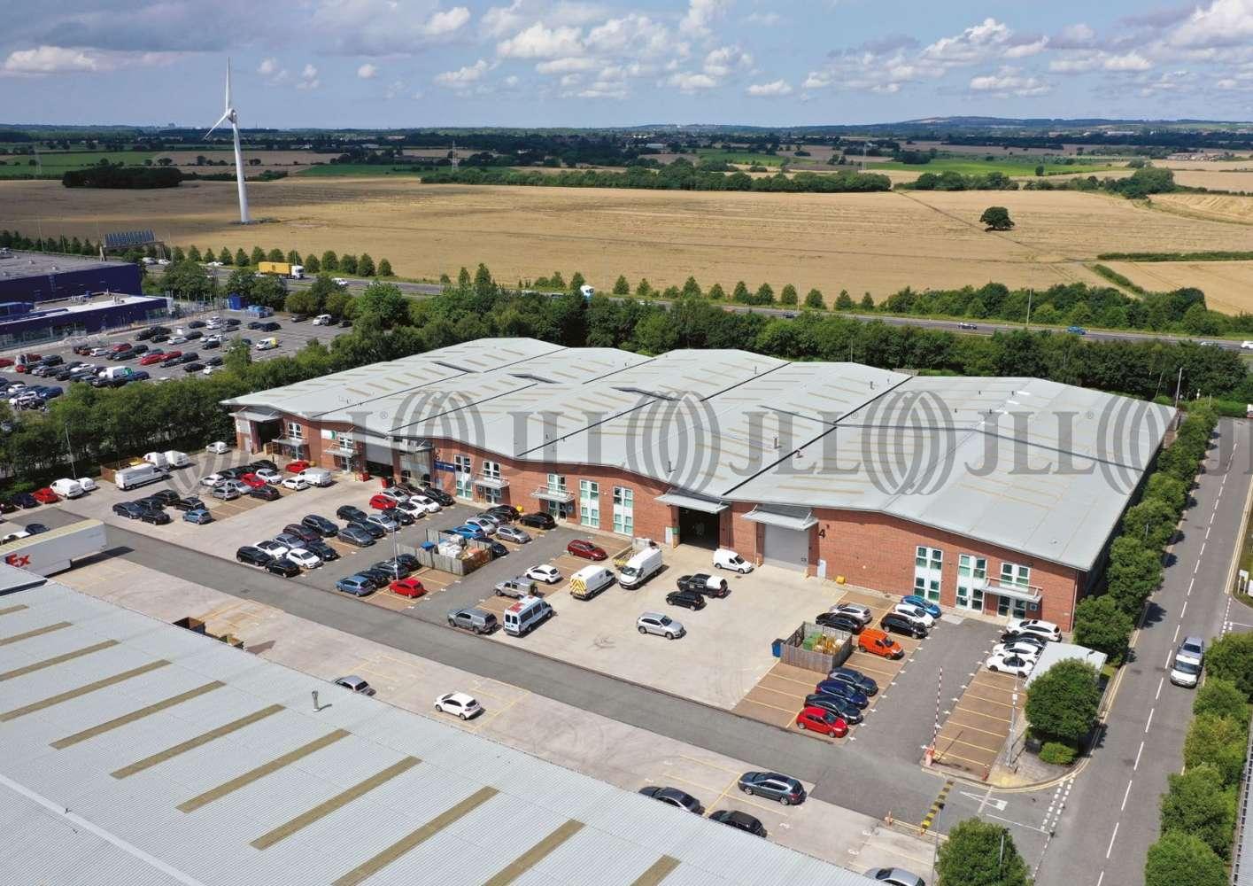 Industrial Warrington, WA5 7WX - Taurus Park - 1