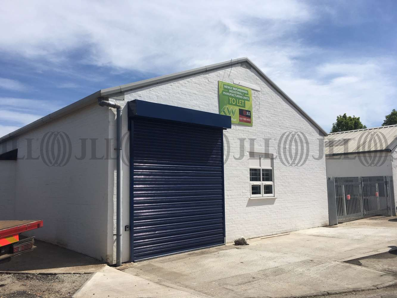 Industrial Slough, SL3 6EG - Unit 3c / 3d Canal Wharf, Station Road, Langley