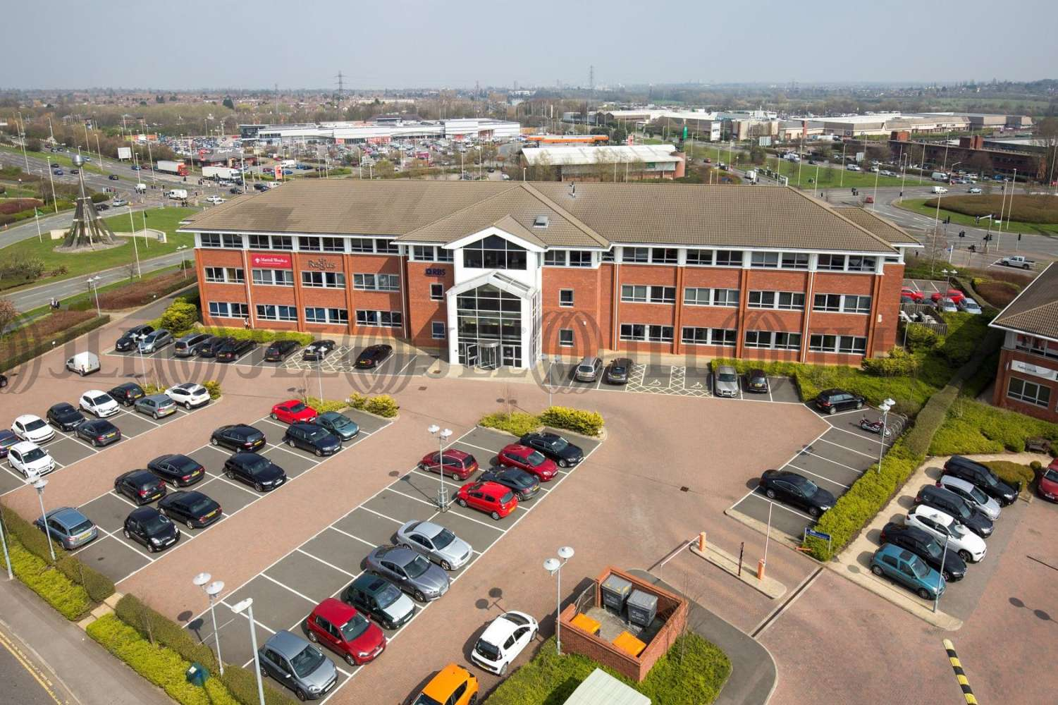 Office Leicester, LE19 1SY - Gateway House