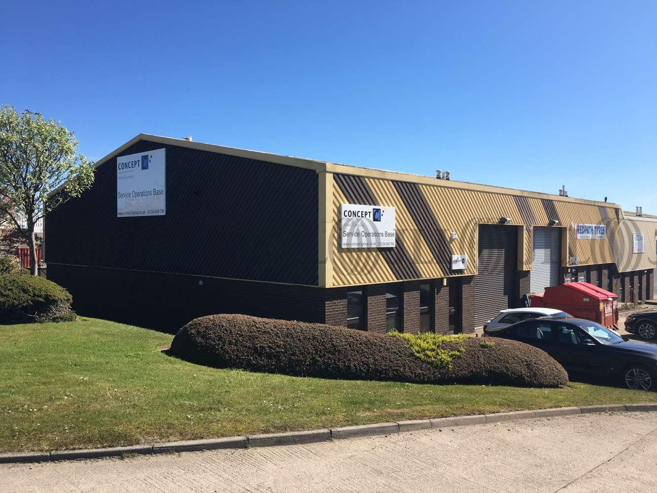 Industrial Aberdeen, AB12 3LH - Unit 4 Blackness Industrial Centre - 3691