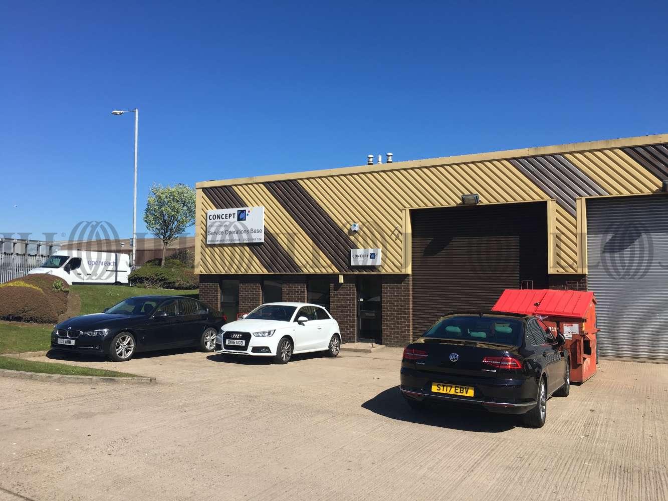 Industrial Aberdeen, AB12 3LH - Unit 4 Blackness Industrial Centre - 3703