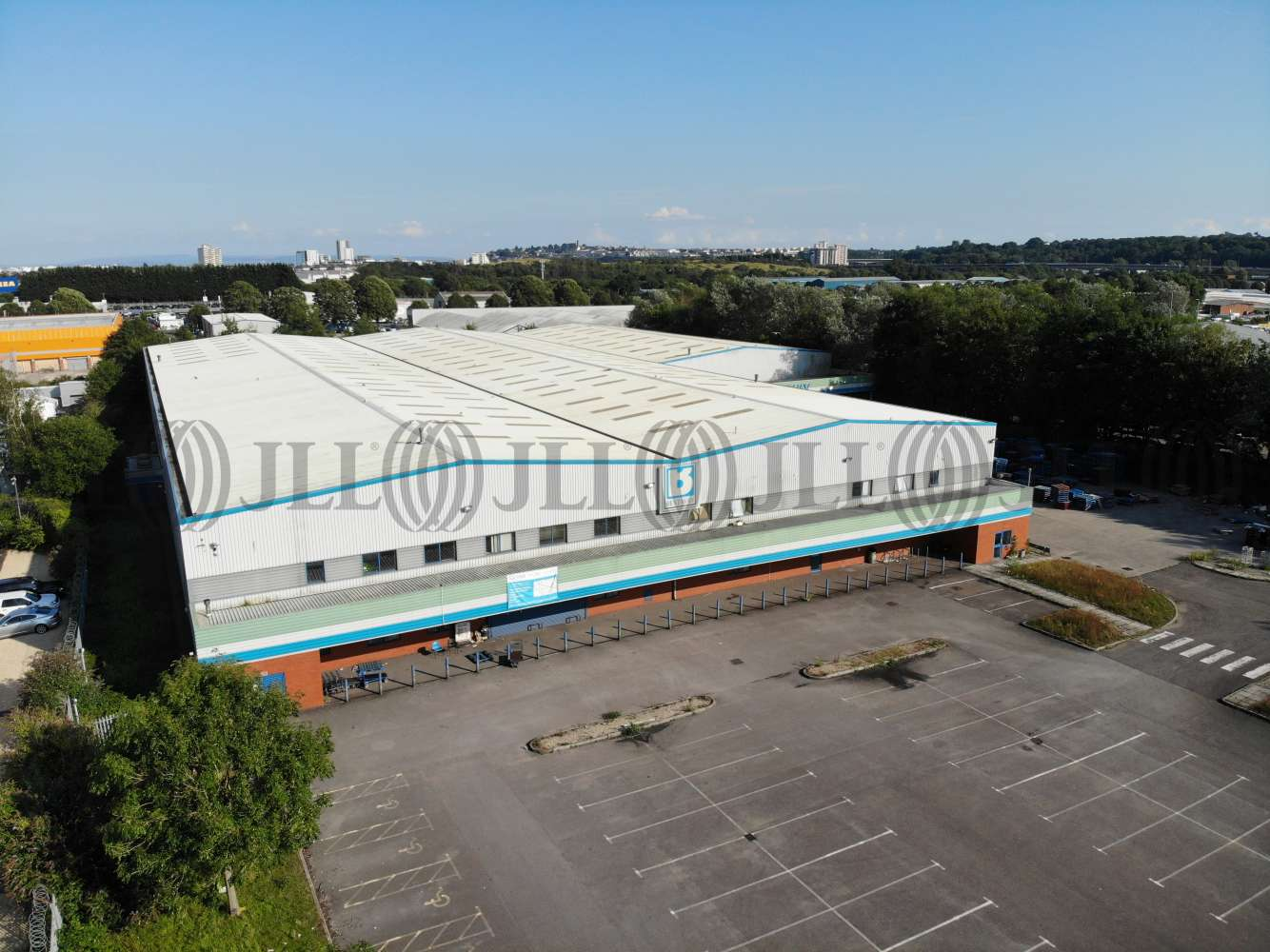 Industrial Cardiff, CF11 8TL - Former Bestway Unit - 013