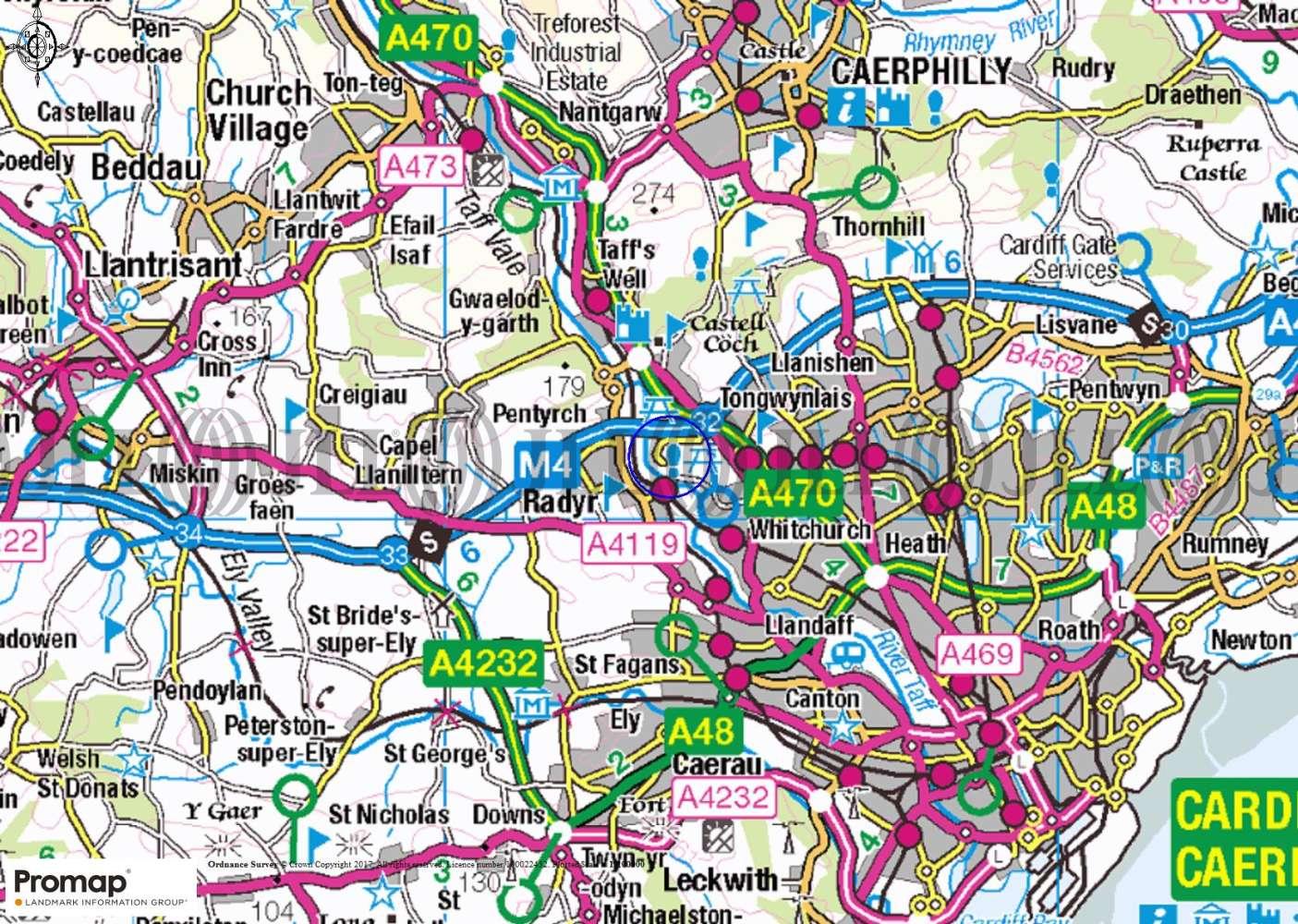 Industrial Cardiff, CF14 7HY - Unit 1 Fforest Farm Industrial Estate - 88006