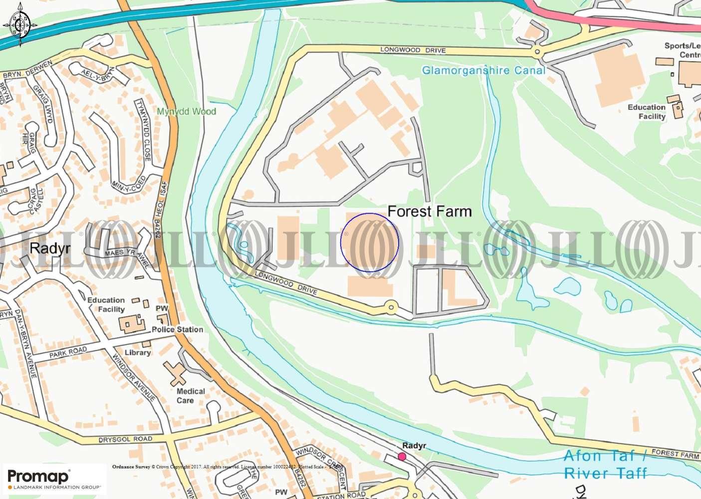 Industrial Cardiff, CF14 7HY - Unit 1 Fforest Farm Industrial Estate - 88007