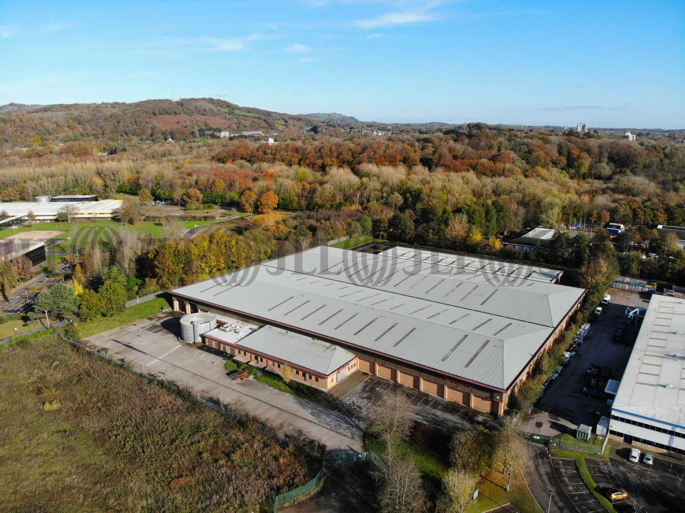 Industrial Cardiff, CF14 7HY - Unit 1 Fforest Farm Industrial Estate
