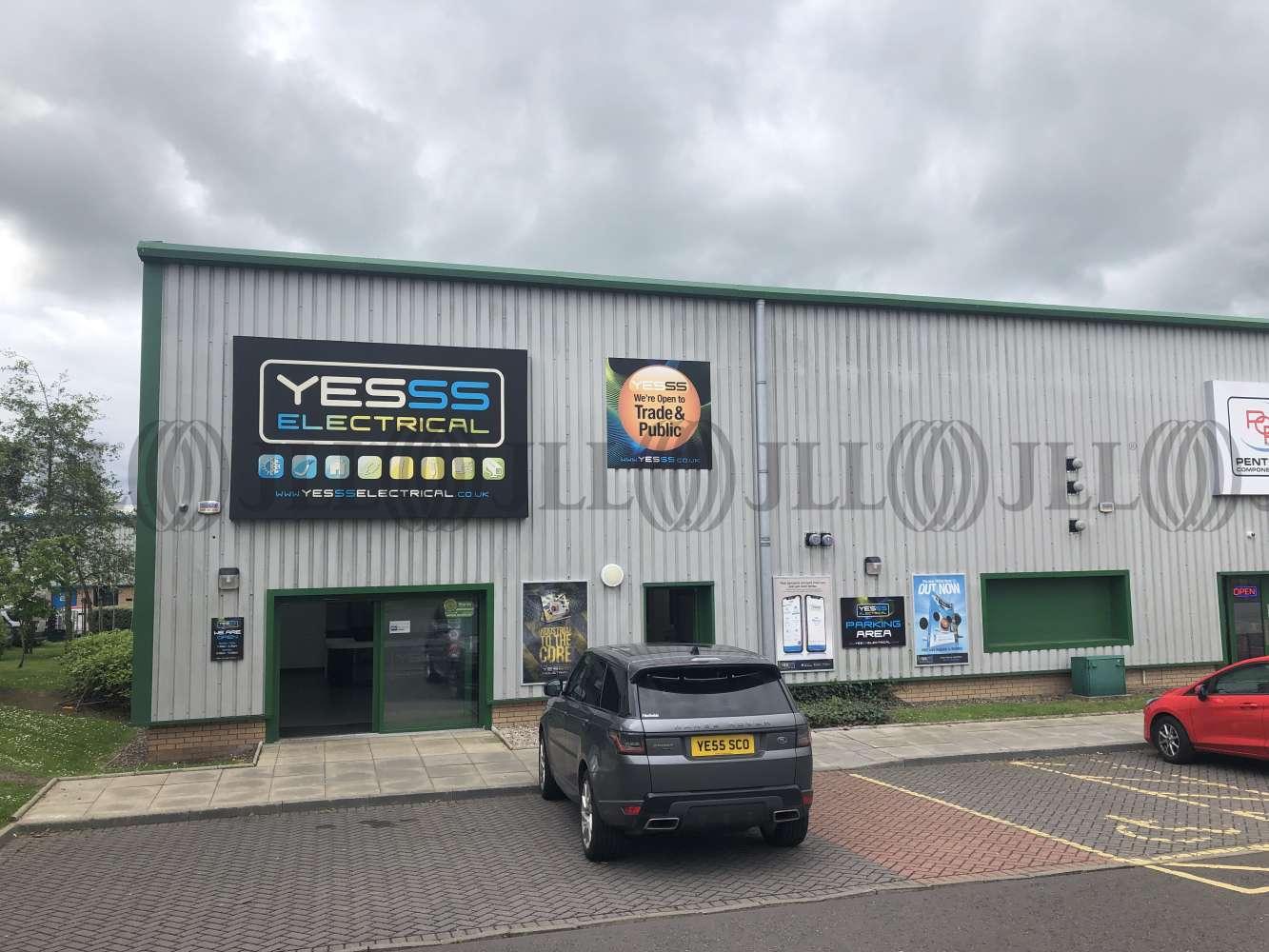 Industrial Loanhead, EH20 9LZ - Unit 18, Bilston Glen Industrial Estate - 88287