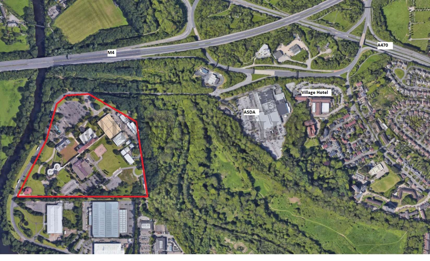 Office Cardiff, CF14 7YT - Blue Wing Science Laboratory, Cardiff Edge Business Park - 88320
