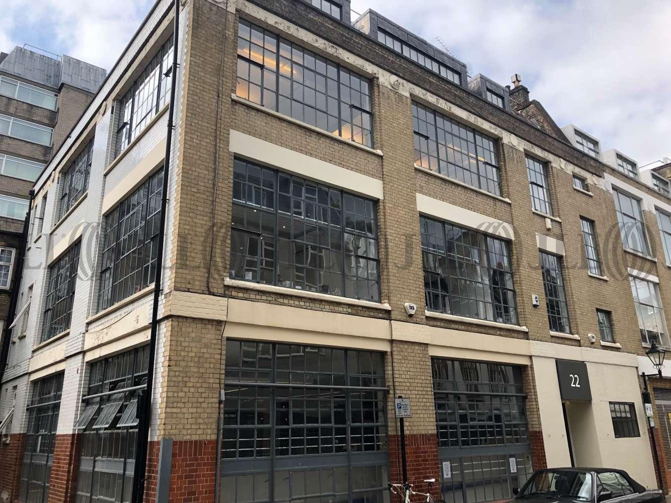 Office London, W1U 2DW - 22 Cross Keys Close - 88633