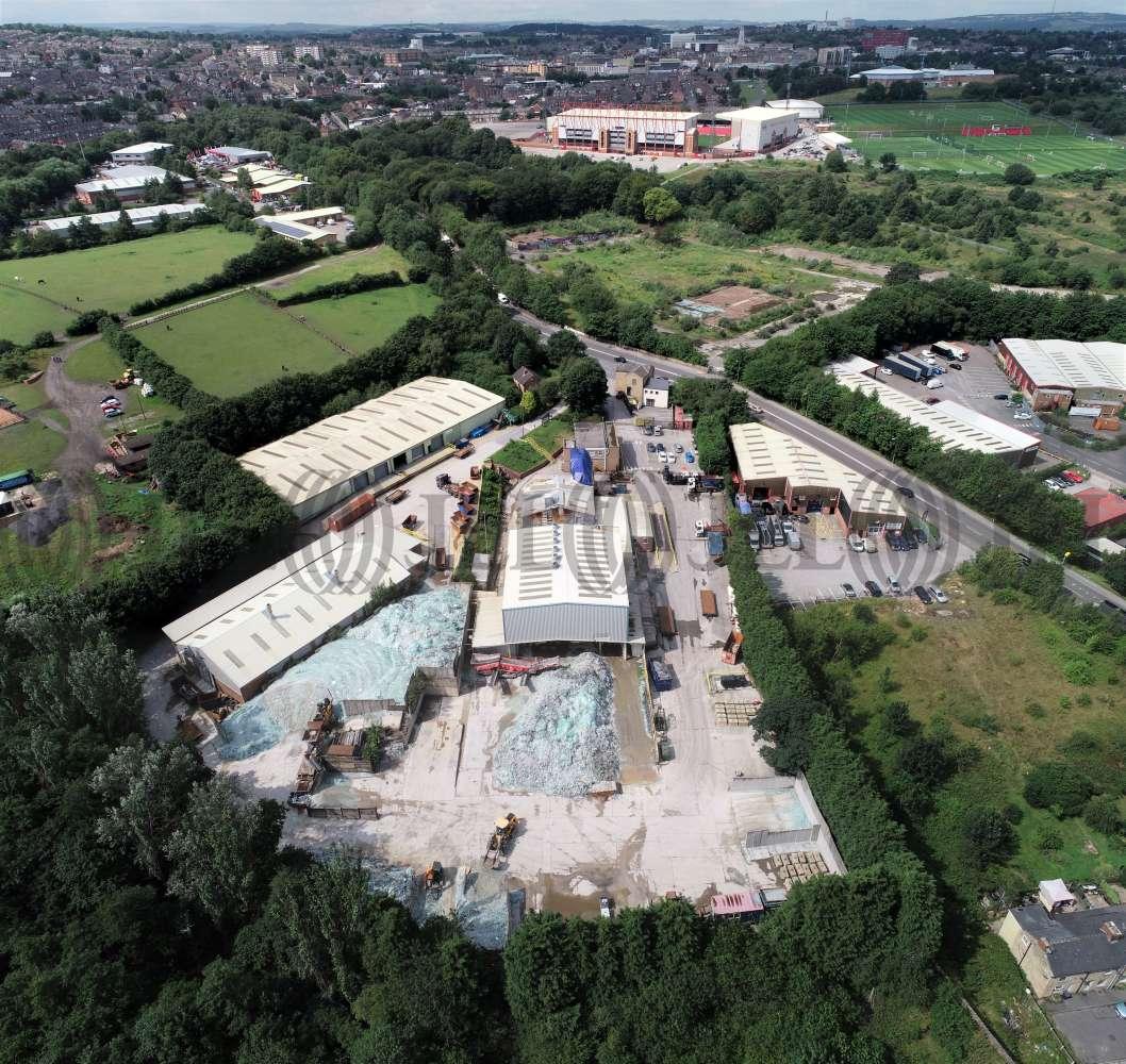 Industrial Barnsley, S71 1HJ - Pontefract Road, Barnsley - 0180