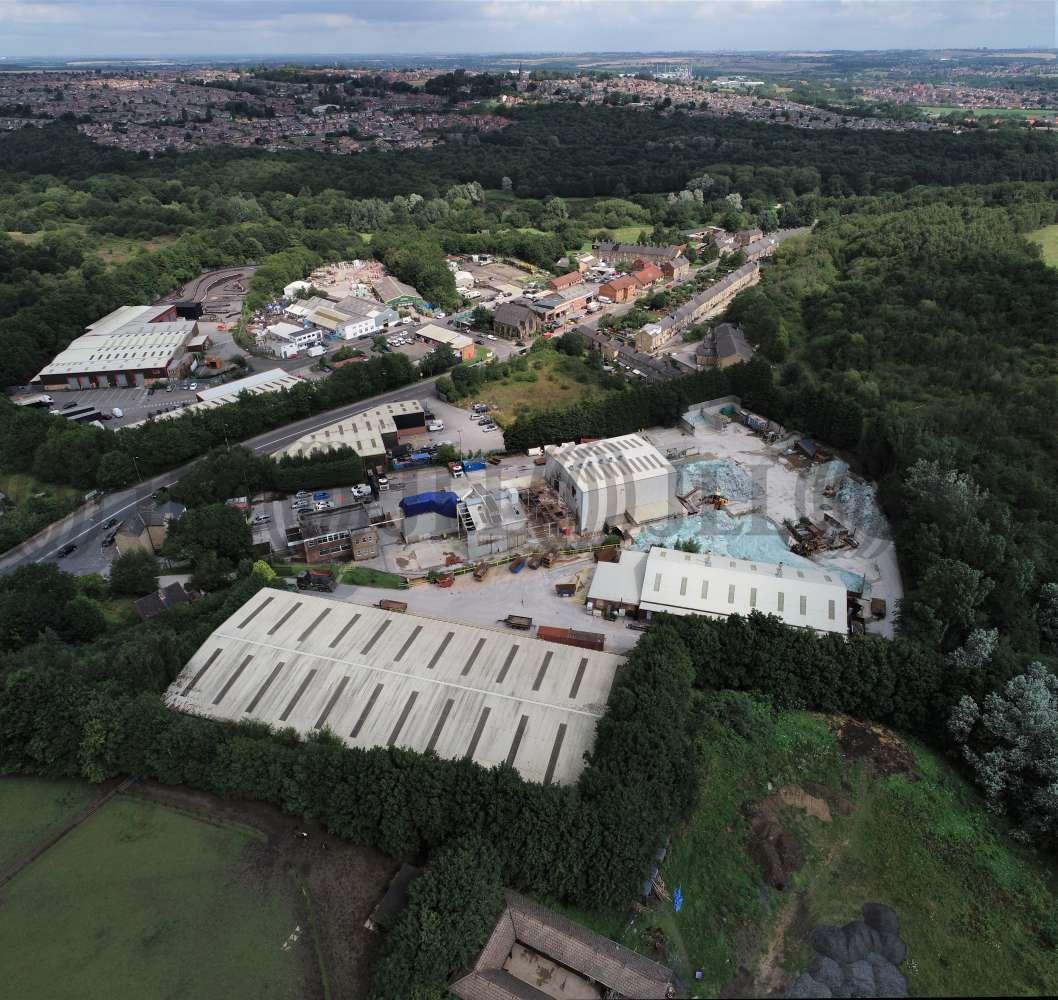 Industrial Barnsley, S71 1HJ - Pontefract Road, Barnsley - 0184