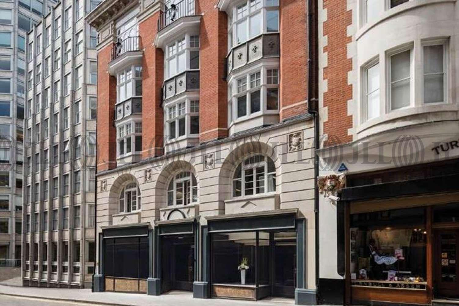 Office London, SW1Y 6AL - 25 Bury Street - 25