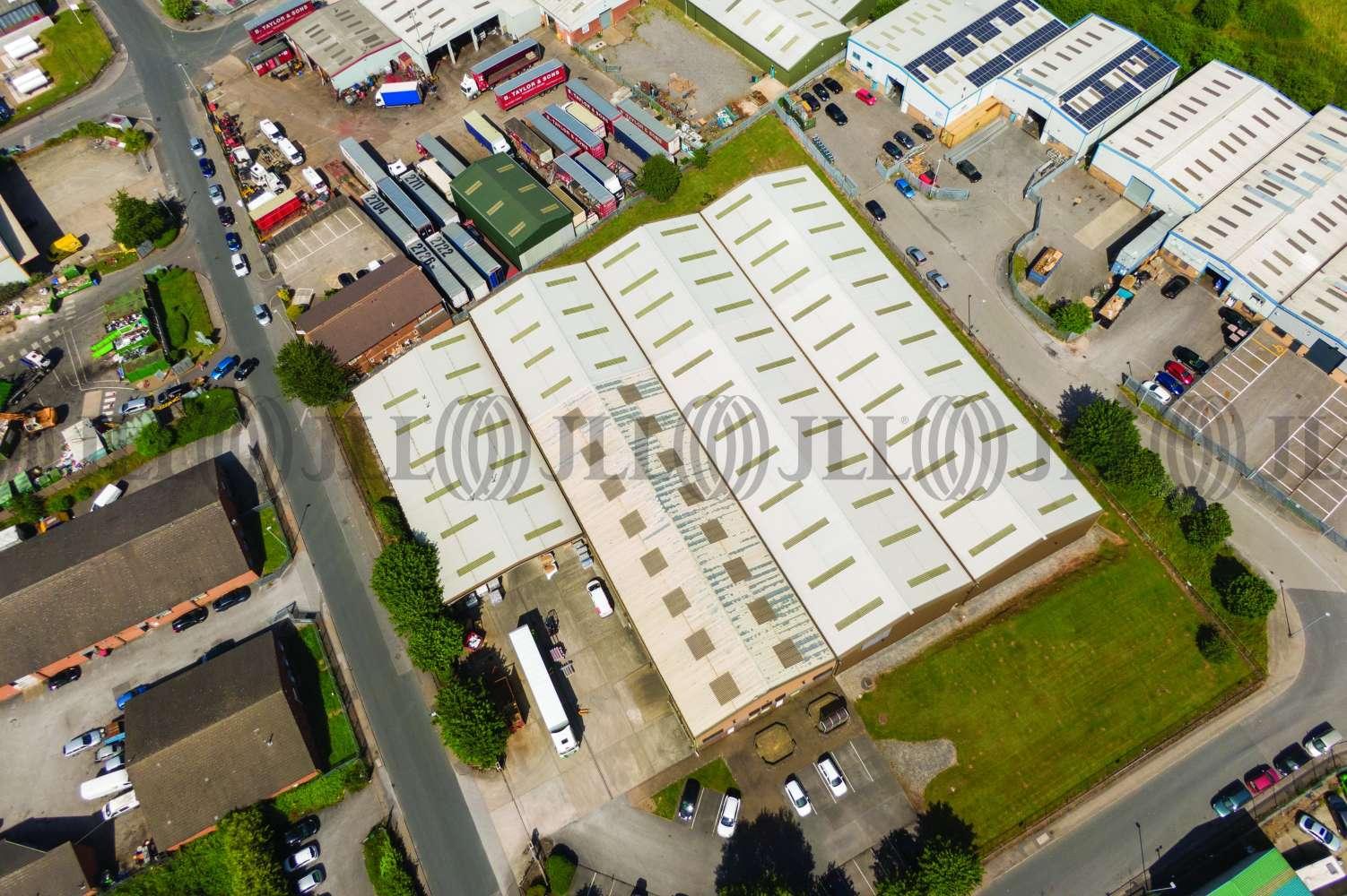 Industrial Kirkby-in-ashfield, NG17 7JZ - Unit 2 Sidings Road - 1