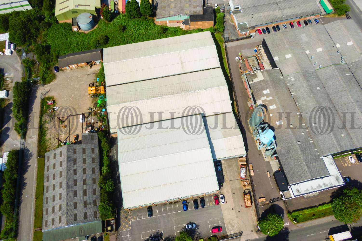Industrial Kirkby-in-ashfield, NG17 7LA - Unit 3 Byron Avenue