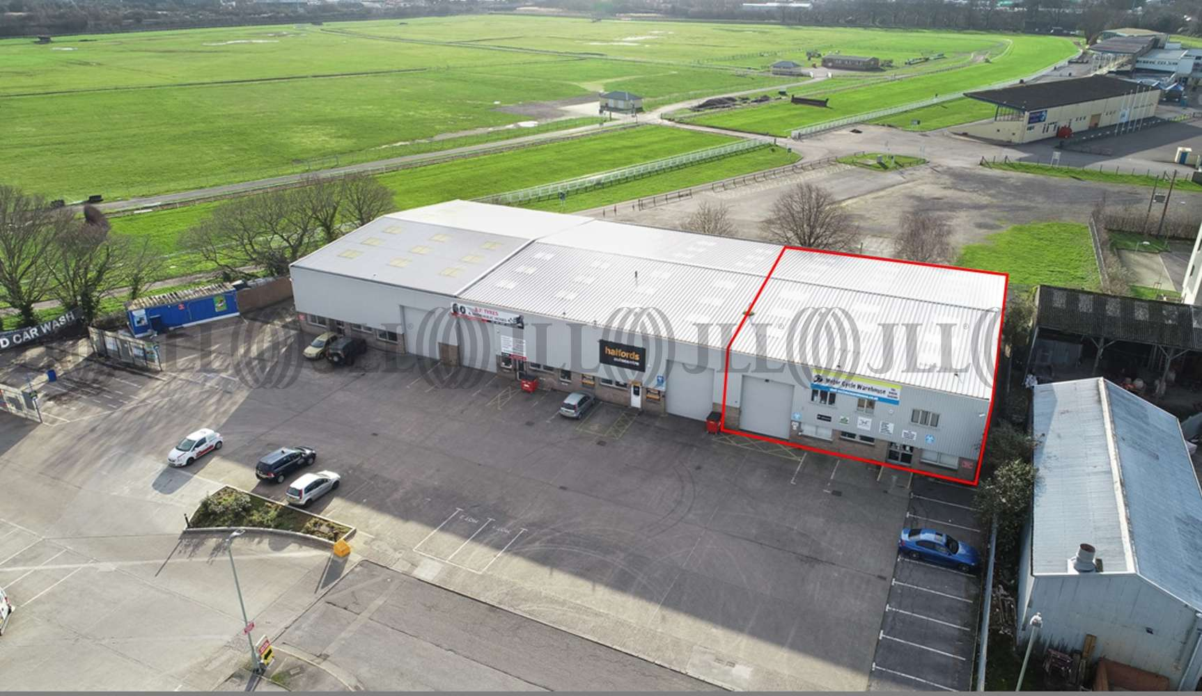 Industrial Newton abbot, TQ12 3BN - Unit D1, Kingsteignton Trading Estate - 1