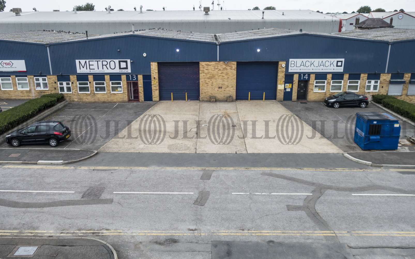 Industrial Heathrow, UB7 8PG - Unit 13, Liddall Way