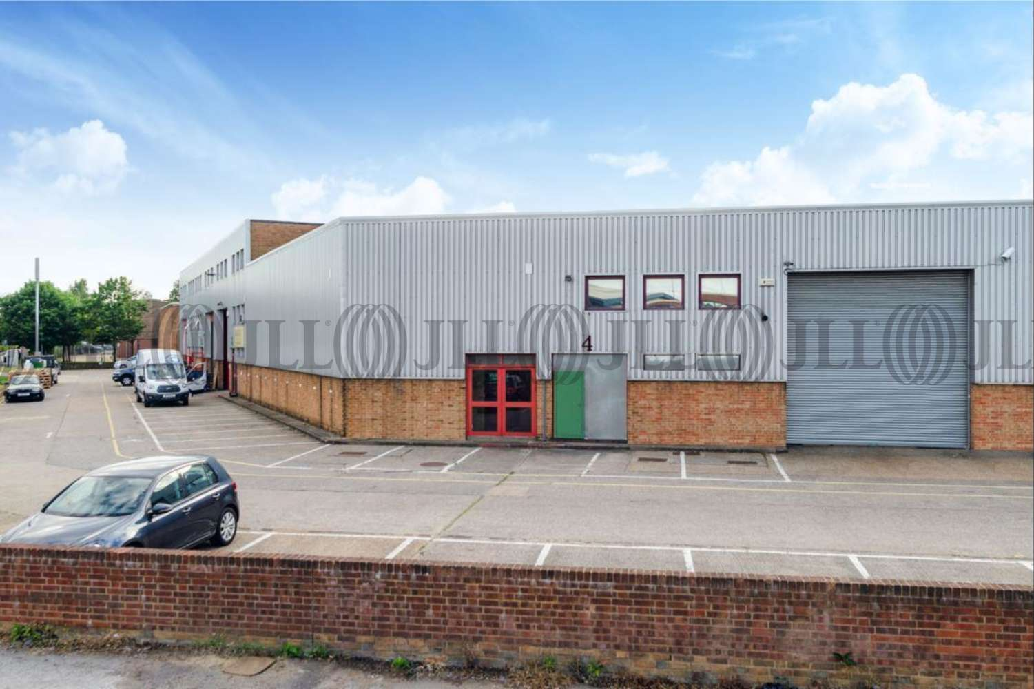 Industrial London, W3 0RA - Unit 4 Westpoint Trading Estate - 1