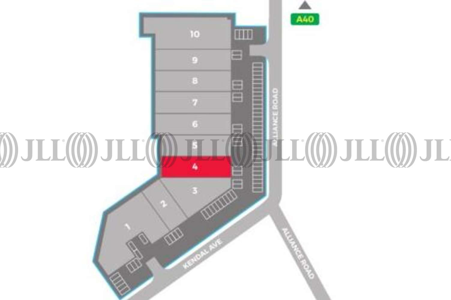 Industrial London, W3 0RA - Unit 4 Westpoint Trading Estate - 2