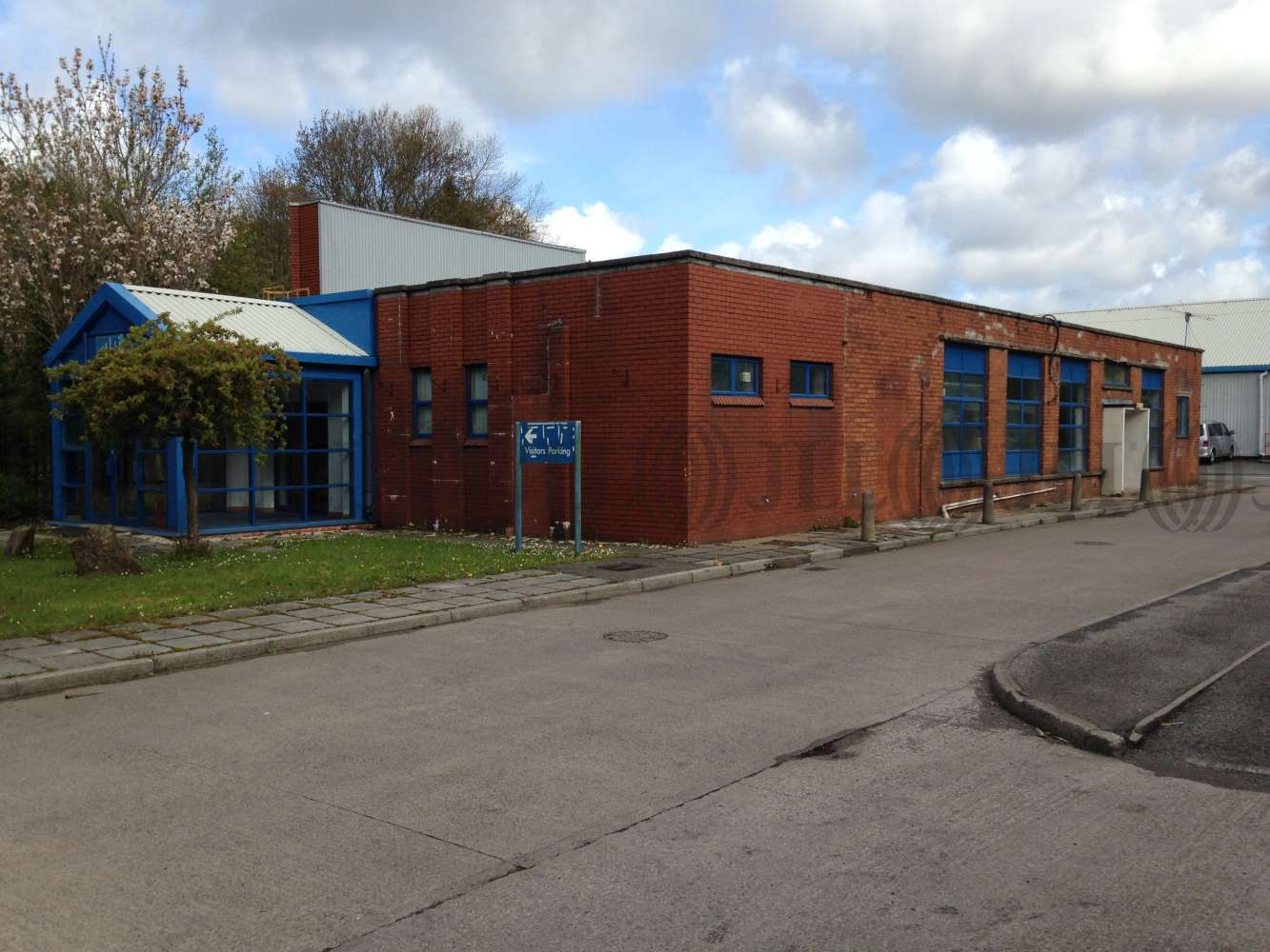Office Newport, NP11 7BH - Chapel Farm Industrial Estate