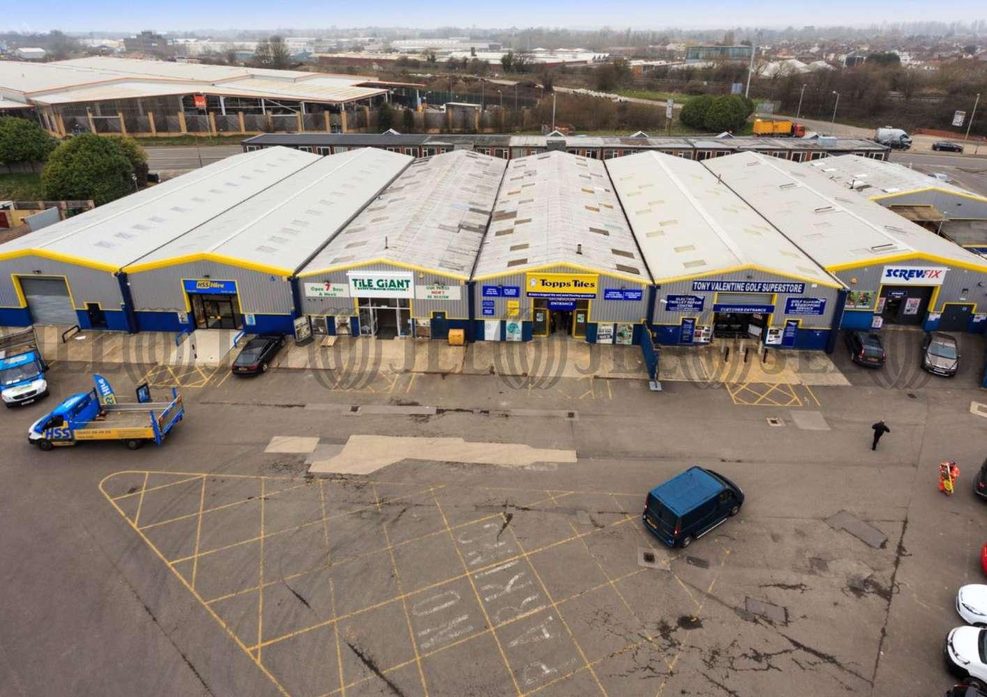 Industrial Swindon, SN2 2DJ - Unit 1 Great Western Trade Park - 2