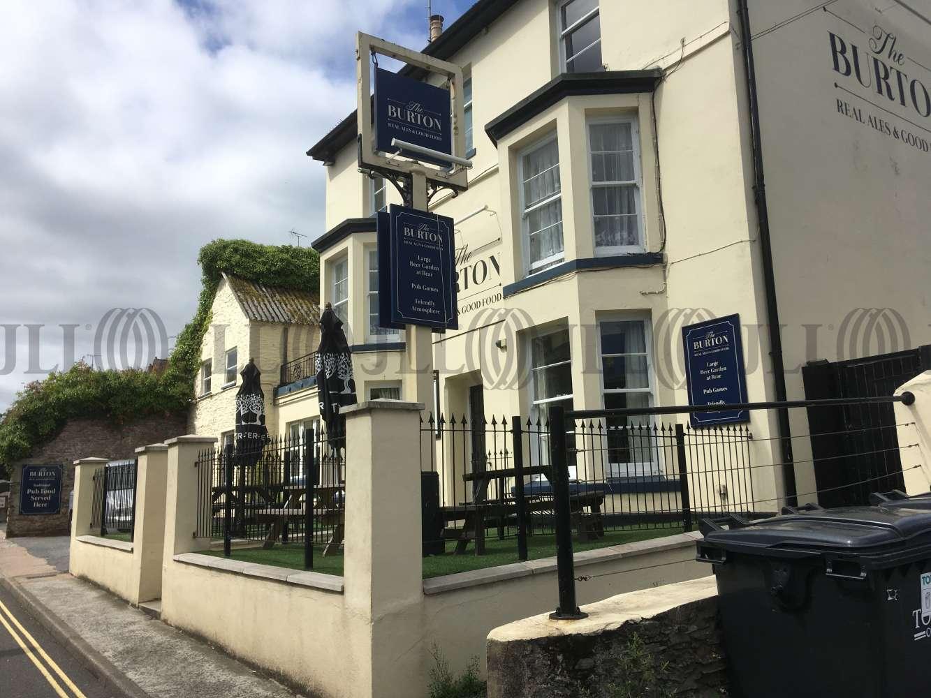 Pub Brixham, TQ5 9HZ - The Burton Hotel - 1742