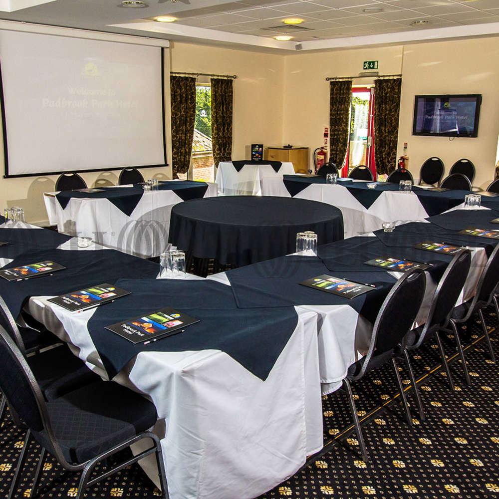 Hotel Cullompton, EX15 1RU - Padbrook Park Hotel - 1