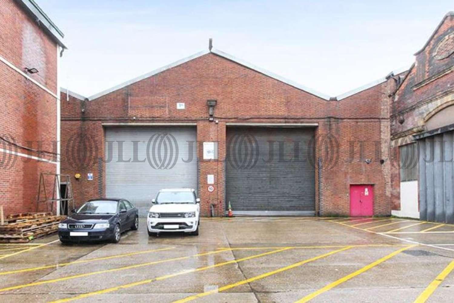 Industrial London, SE14 5RW - Unit 1A Juno Way, Elizabeth Industrial Estate - 1