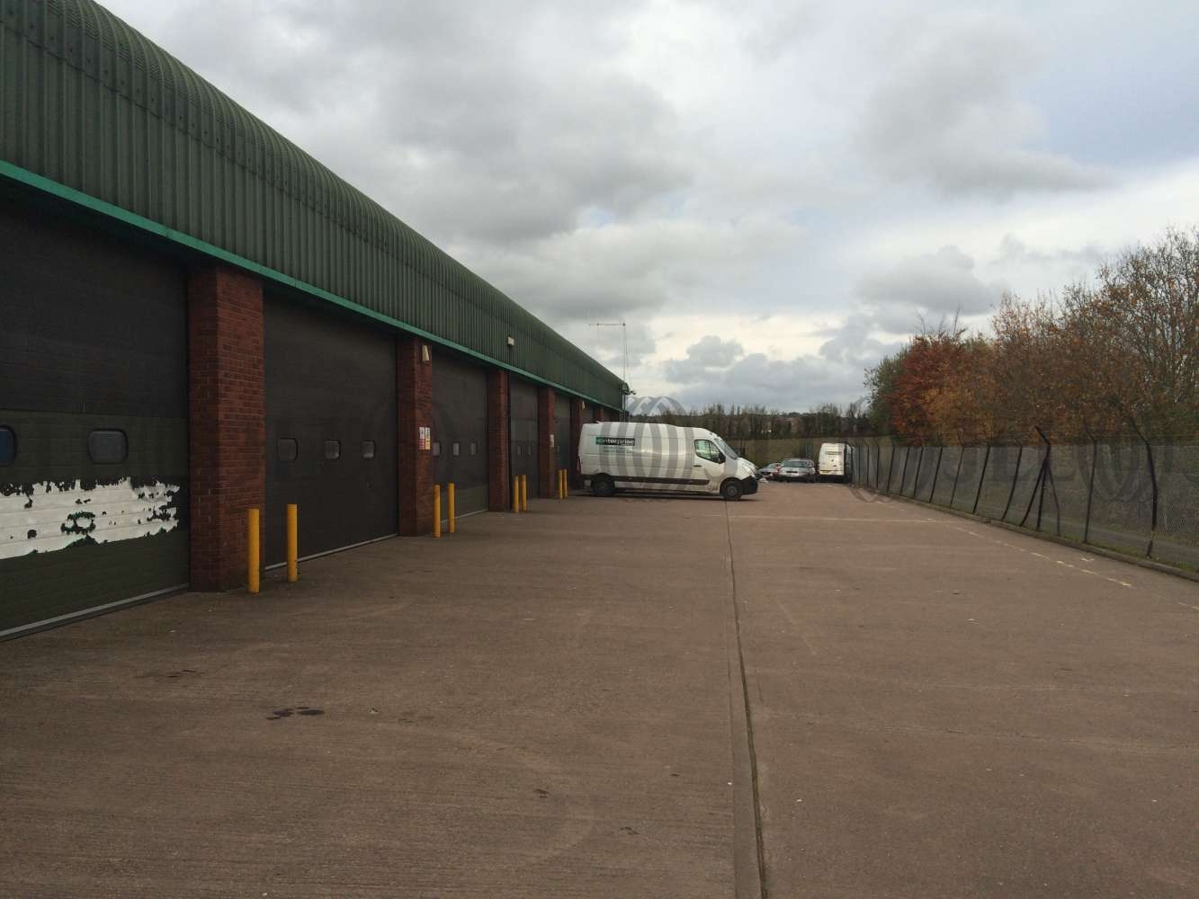 Industrial Exeter, EX2 7LL - 36 Heron Road, Sowton Industrial Estate - 2