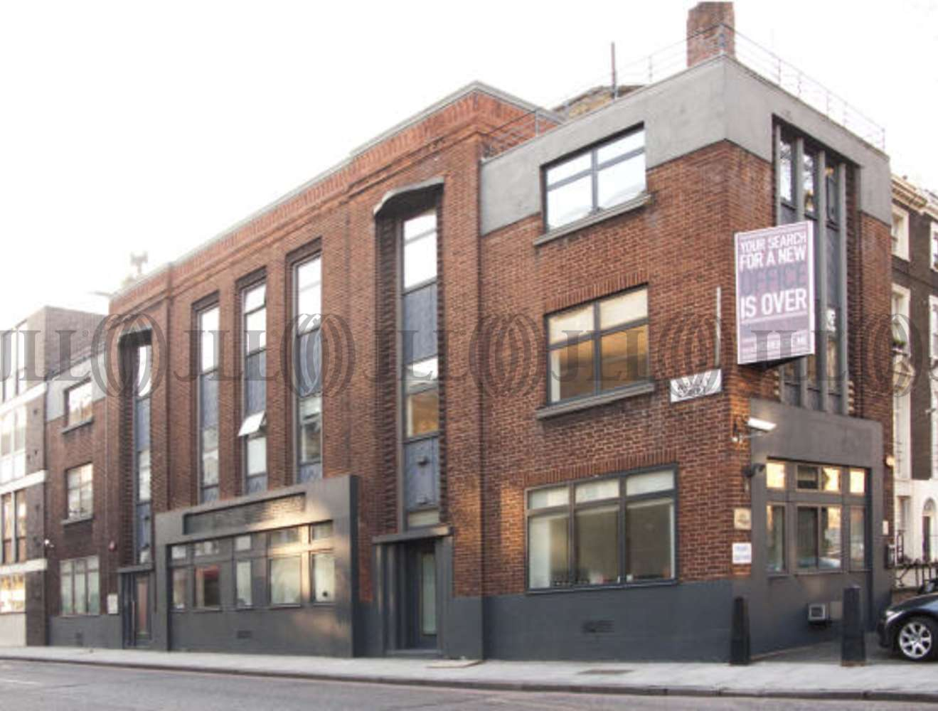 Serviced office London, EC1V 2PY - 338 City Road - 3381