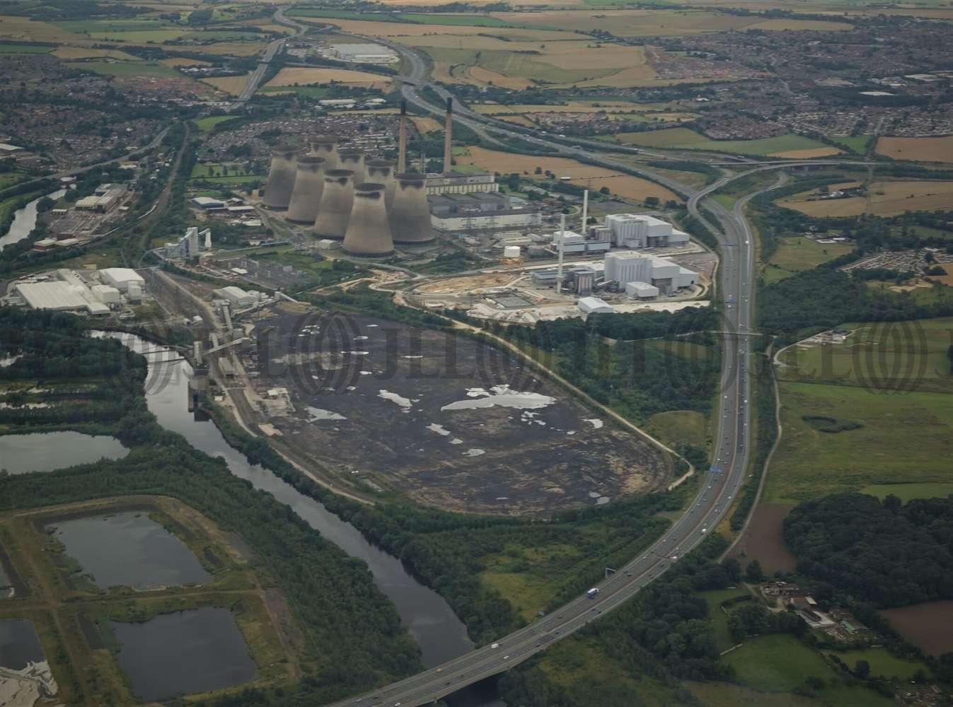 Land Knottingley, WF11 8DX - Former Ferrybridge Power Station - 2