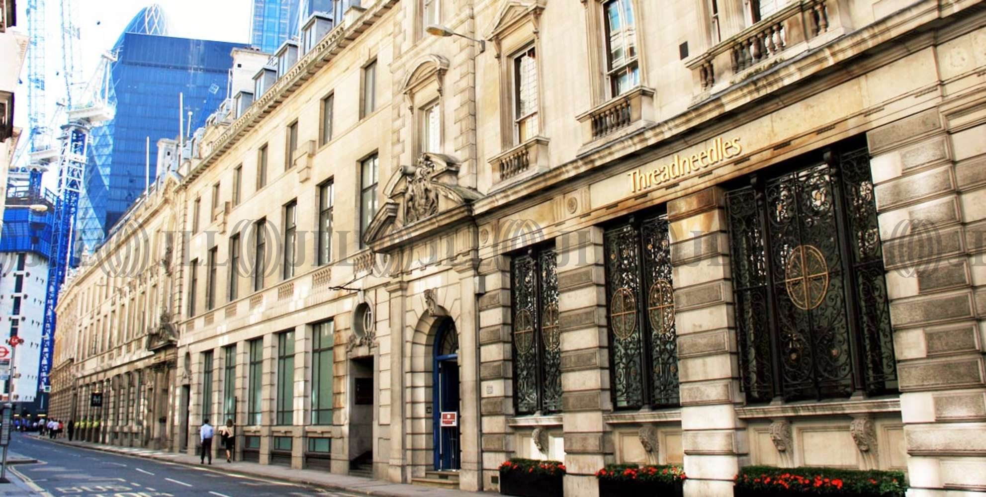 Serviced office London, EC2R 8AY - 32 Threadneedle Street - 42583