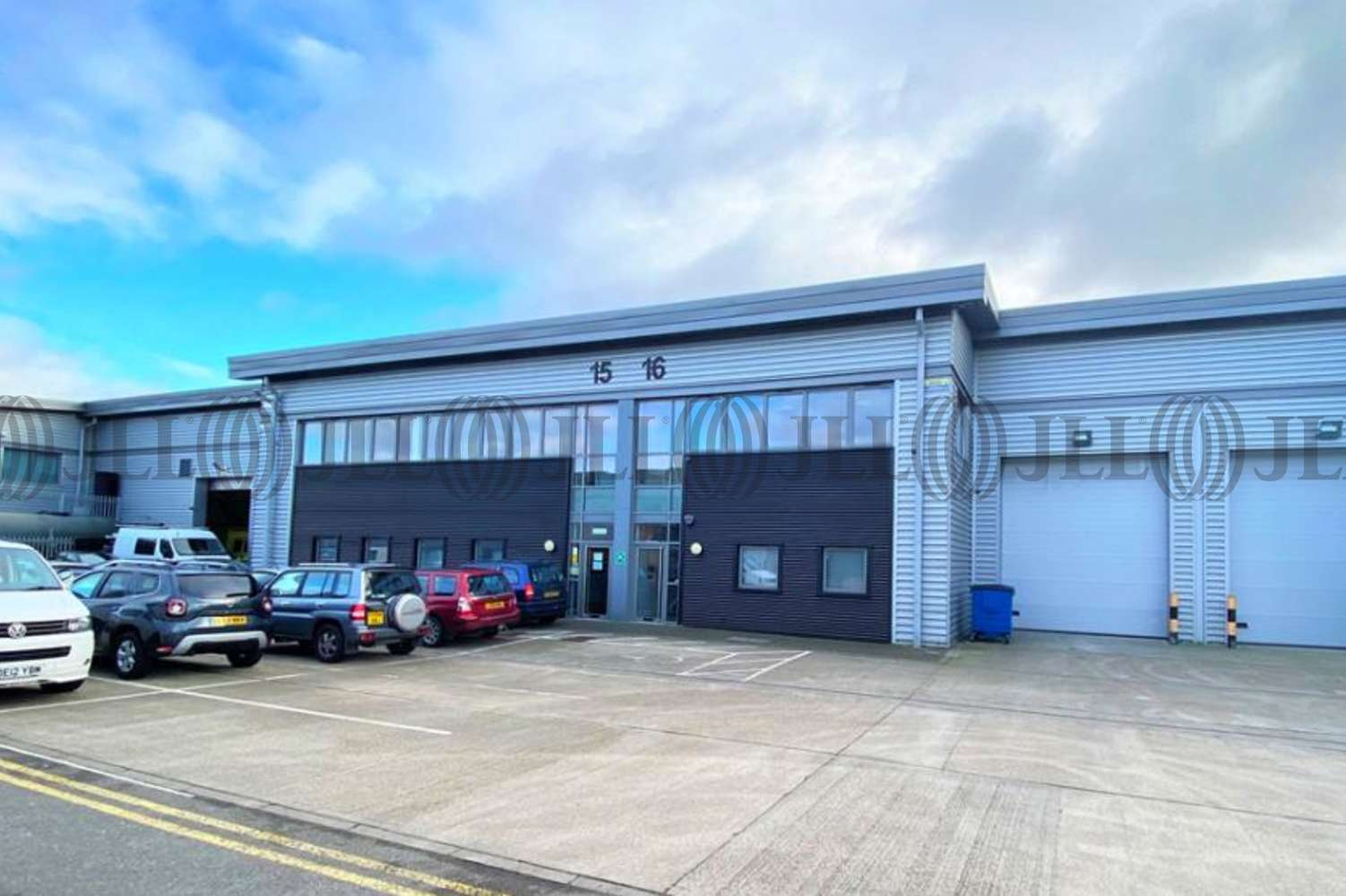 Industrial Isleworth, TW7 6GF - Unit 16 Clocktower Road