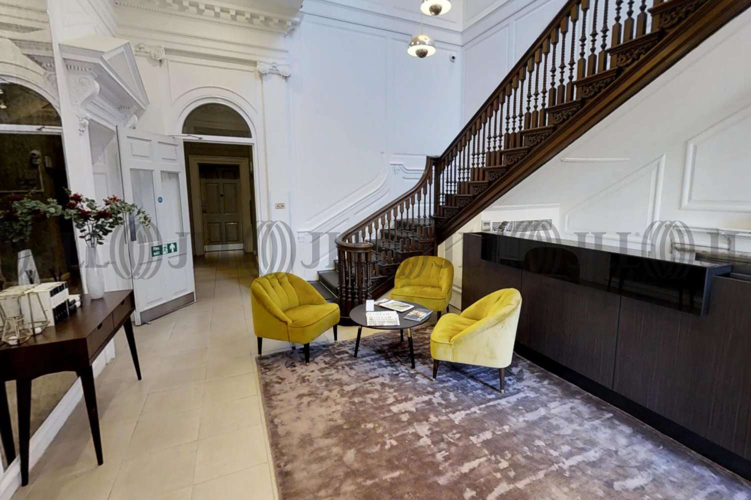 Serviced office London, W1G 0PG - 4 Cavendish Square  - 1